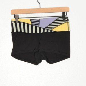 Lululemon Boogie Shorts Black Reversible